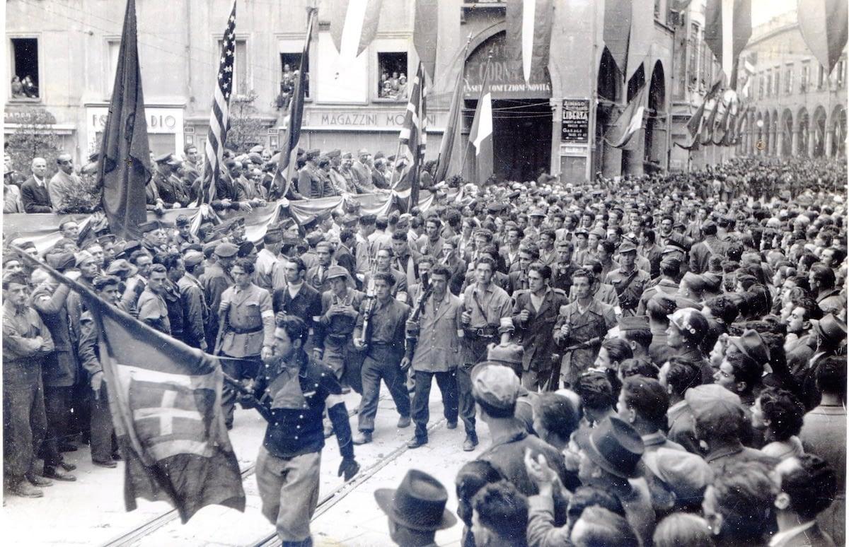 Read more about the article Viva il 25 aprile. Viva la libertà.