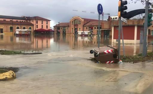 Il rischio alluvionale